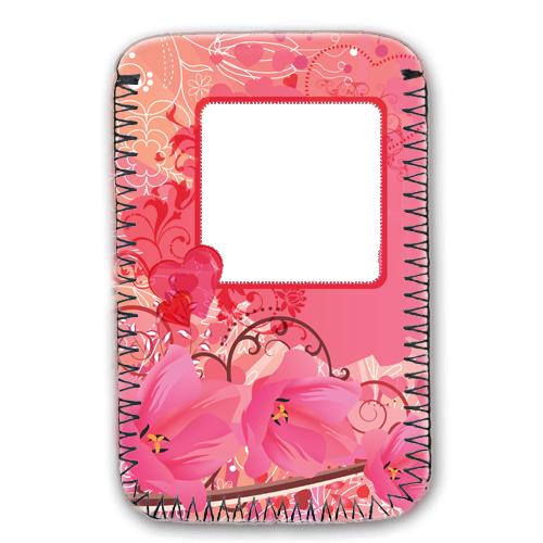 Fényképes ajándéktárgyTelefon Tok Virágos