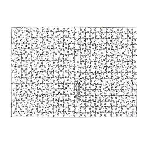 Puzzle - 28,5 x 40 cm - 384 db