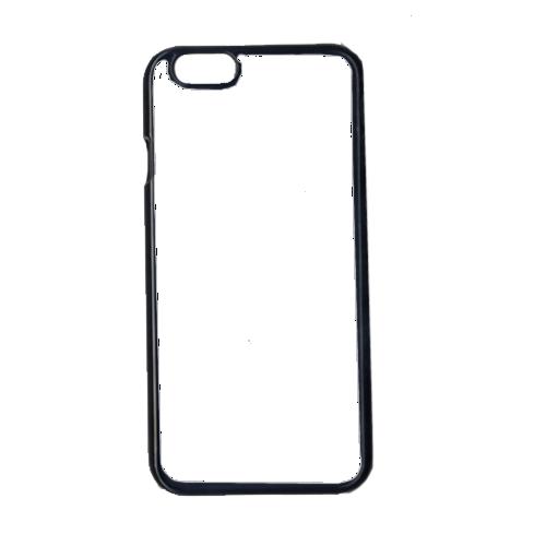 Fényképes iPhone 6 Fekete Tok