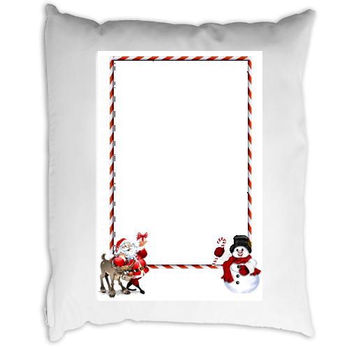 Fényképes ajándéktárgyKarácsonyi Párnahuzat + Párna 5p
