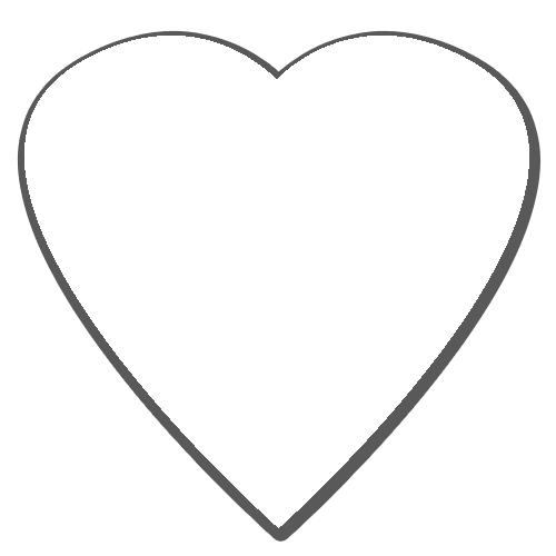 Fényképes ajándéktárgyEgérpad szív alakú