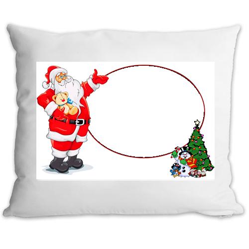 Fényképes ajándéktárgyKarácsonyi Párnahuzat + Párna 6p