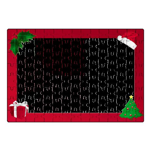 Fényképes ajándéktárgyKarácsonyi Puzzle 20x30 - 120 db