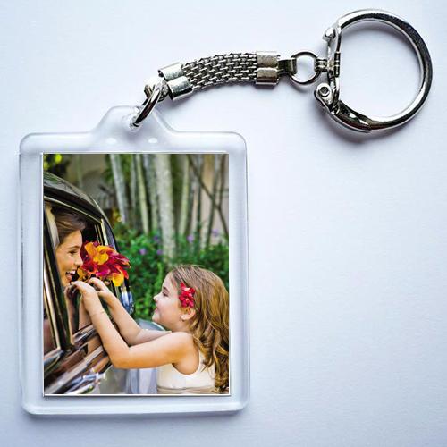 Fényképes ajándéktárgyPlexi Kulcstartó