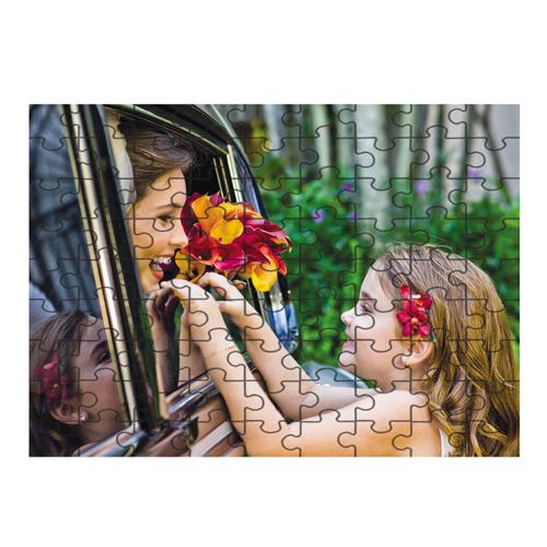 Fényképes ajándéktárgyPuzzle - 20x15 cm -  80 db