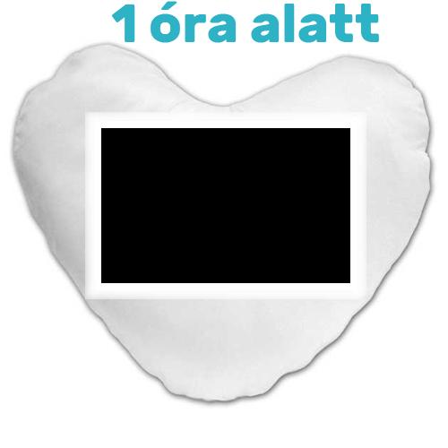 Szív alakú párna