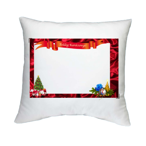 Fényképes ajándéktárgyKarácsonyi Párna - PK05