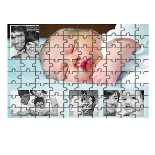 Fényképes ajándéktárgyPuzzle  - Mágneses Nagy