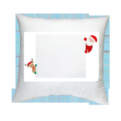 Fényképes ajándéktárgyKarácsonyi Párna - Minta 3