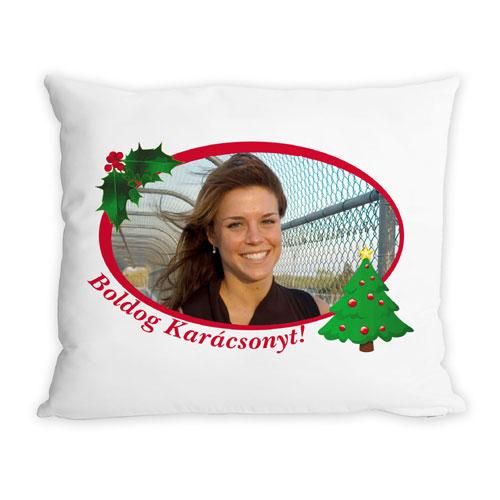 Fényképes ajándéktárgyKarácsonyi Párna - PK01