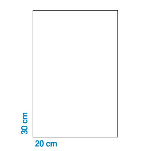Fényképes ajándéktárgyÖntapadós Matrica 20 x 30 cm
