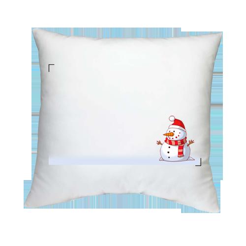 Fényképes ajándéktárgyKarácsonyi Párna - Minta 2
