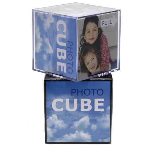 Fényképes ajándéktárgyFotókocka 8x8