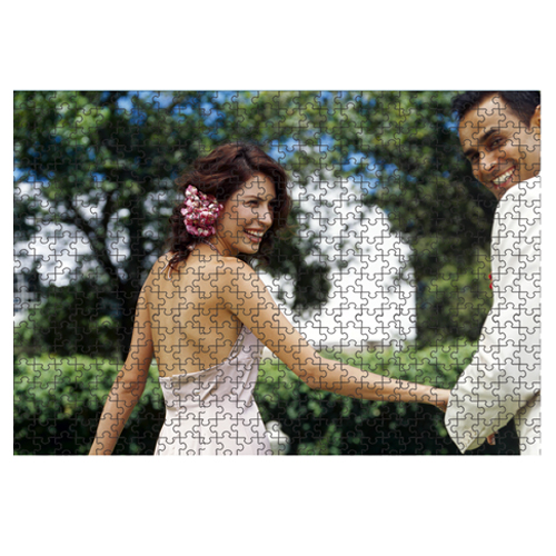 Fényképes ajándéktárgyPuzzle 34,5 x 49 - 540 db